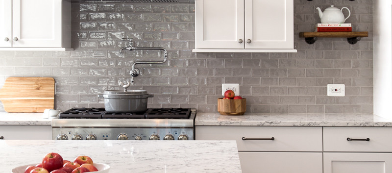 Windmill Hill: Classic Bungalow with a Twist Kitchen