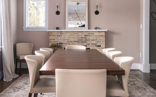 Windmill Hill: Urban Retreat Dining Room