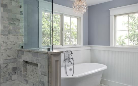 Windmill Hill: Queen Anne Master Bath