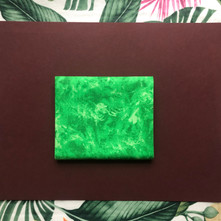 Green Tie Dye