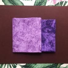 Light and Dark Purple Tie Dye