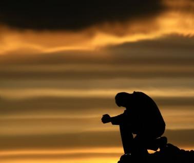 Alone in Prayer