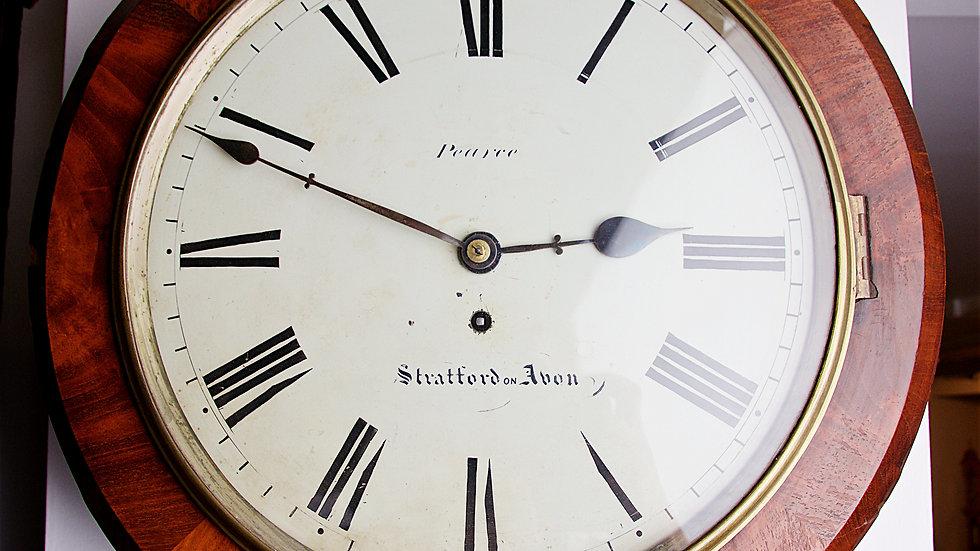 Early 19th century Pearson clock