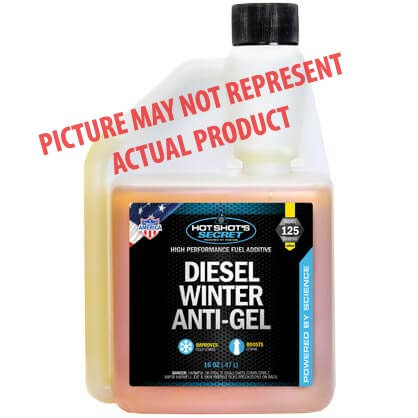 Hot Shot's Secret Diesel Anti- Gel
