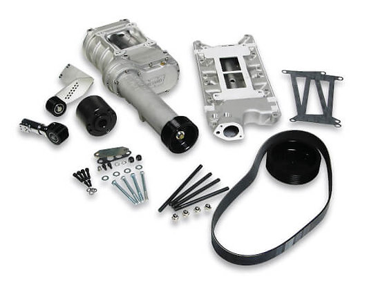 SBF WEIAND 174 POWERCHARGER KIT - SATIN