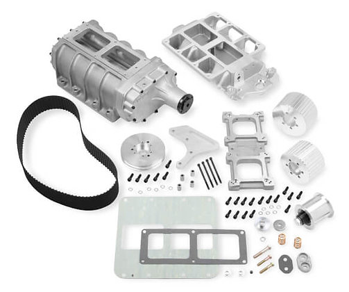 SBC   Larger Image YouTube Button WEIAND 6-71 SUPERCHARGER KIT