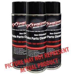 Extreme Brand Products Brake Parts Cleaner