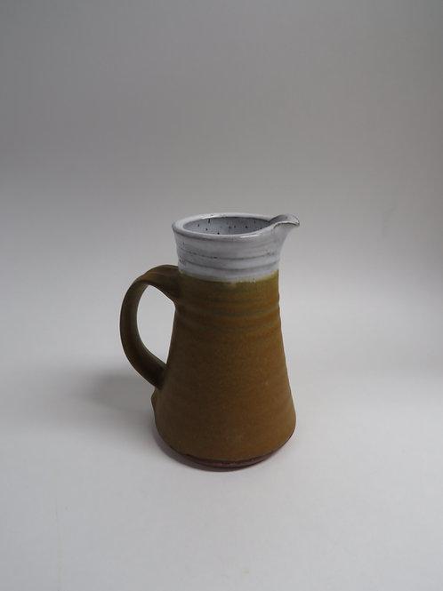 Mid century ceramic jug stamped