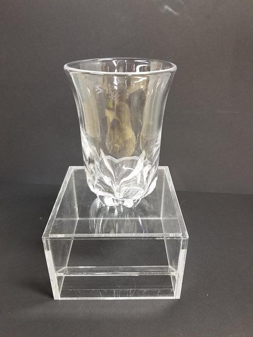 A Orrefors vase signed