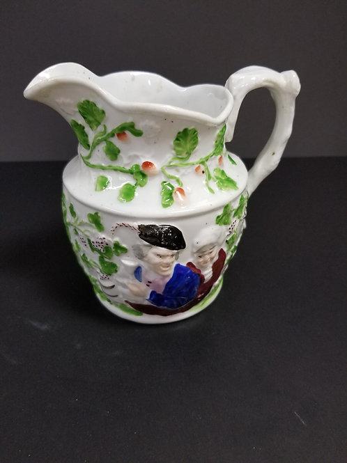19th Century Prattware jug