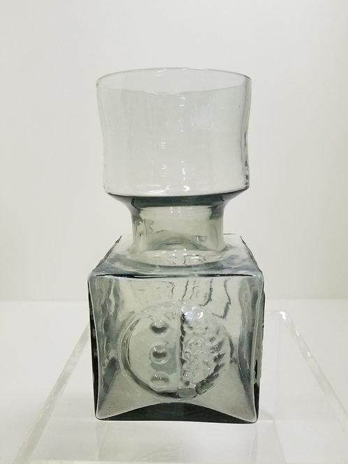 Frank Thrower Dartington Glass Vase FT65