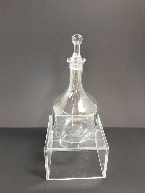 Orrefors Glass Decanter