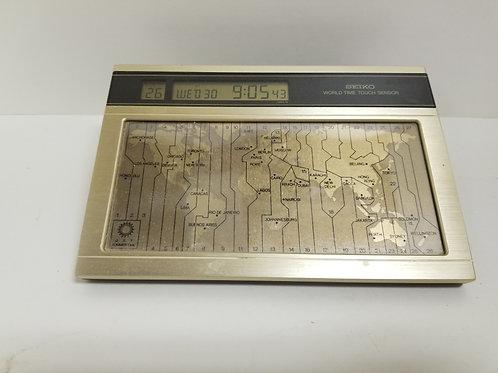 Mid centurySeko desk clock