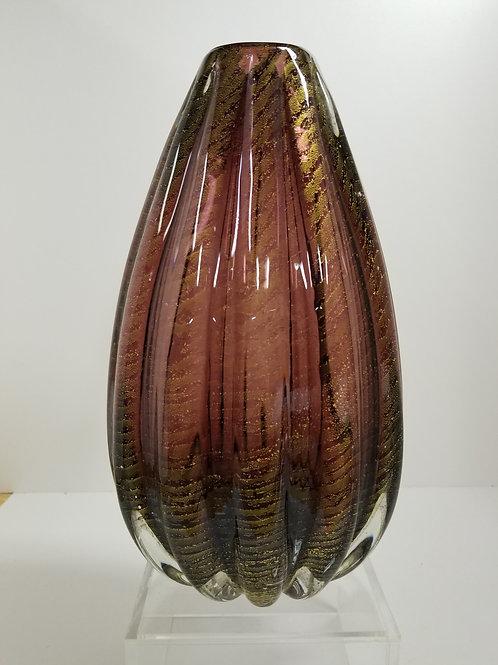 Barovier & Toso Murano Glass Vase