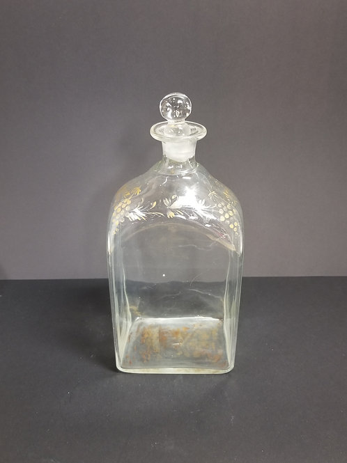 19th Century Glass Decanter