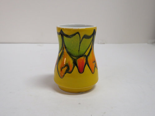 A Poole pottery Delphis vase stamped and signed