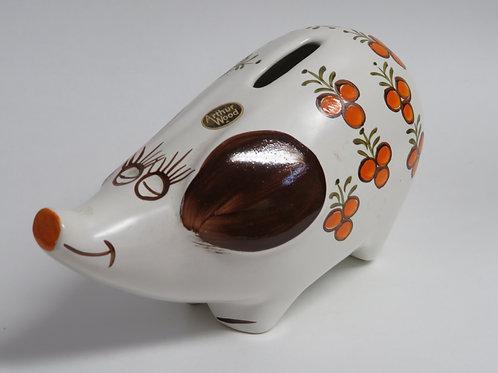 A Arthur Wood ceramic piggy bank