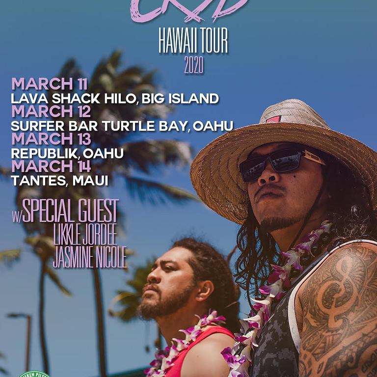 CRSB Hawaii Tour (Kahuku)