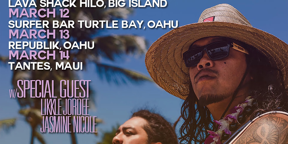 CRSB Hawaii Tour (Kahuku)