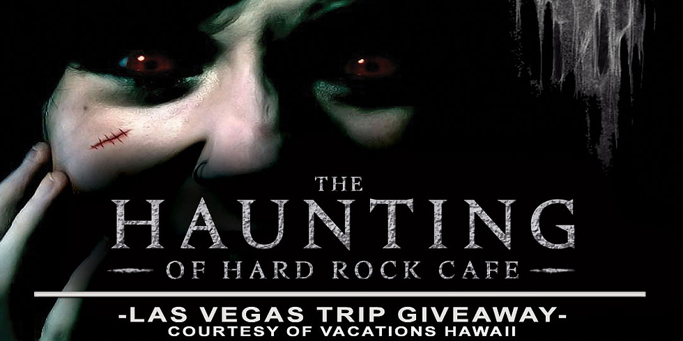 The Haunting Of Hard Rock