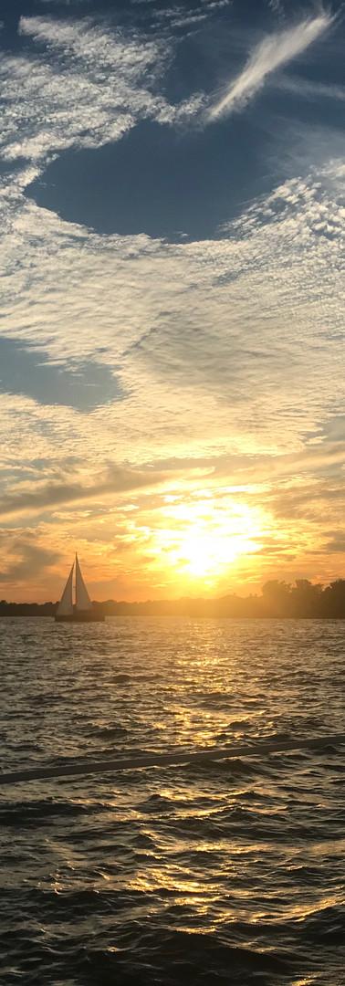 Meditation Sailboat Tour, Liberty Landing Marina, NJ