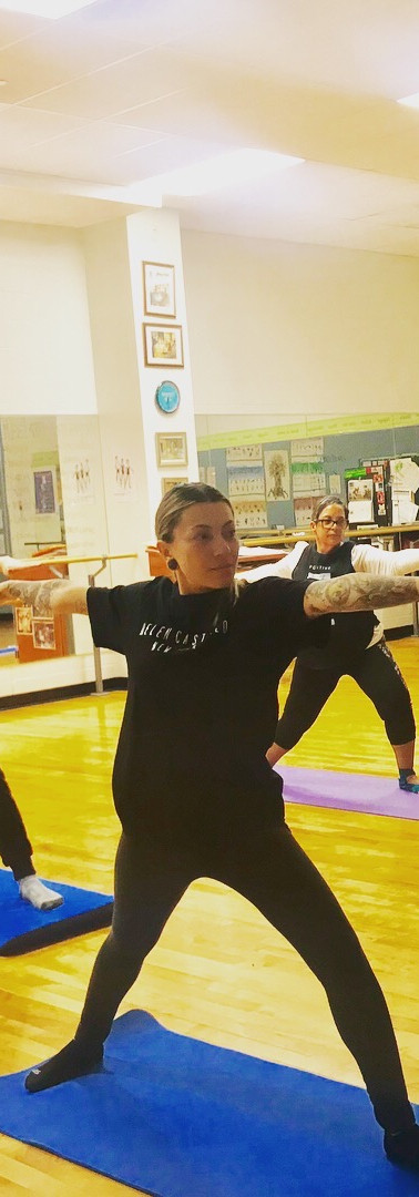 Teacher Wellness Yoga