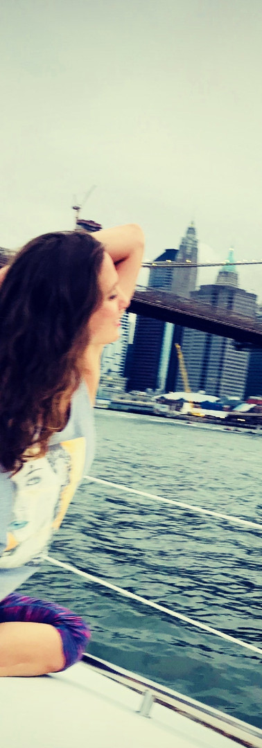 Meditation Sailboat Tour, Brooklyn Bridge
