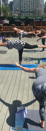 Sol Yoga Rooftop @ 230 5th, NYC