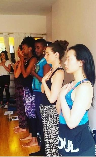 Trauma Informed Yoga