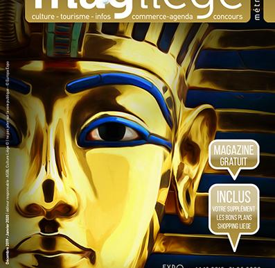 MagLiège Métropole 53 | Décembre 2019/Janvier 2020