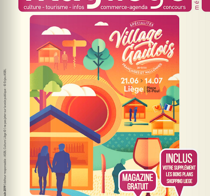 MagLiège Métropole 48 | Juin 2019