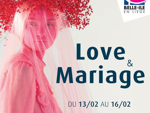Love & Mariage , à Belle-île en Liège
