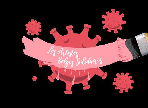 Une action solidaire en soutien au monde culturel liégeois et la recherche pour le vaccin du COVID19