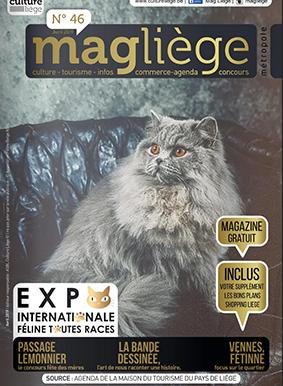 MagLiège Métropole 46 | Avril 2019