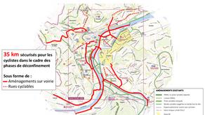 La Ville de Liège au travail pour organiser la «mobilité de déconfinement»