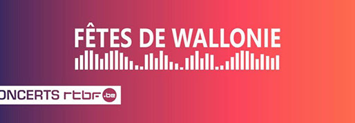 Fêtes de Wallonie : rendez-vous les 13 et 14 Septembre !
