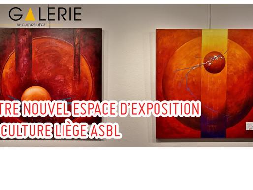 Votre nouvel espace d'exposition by Culture Liège ASBl