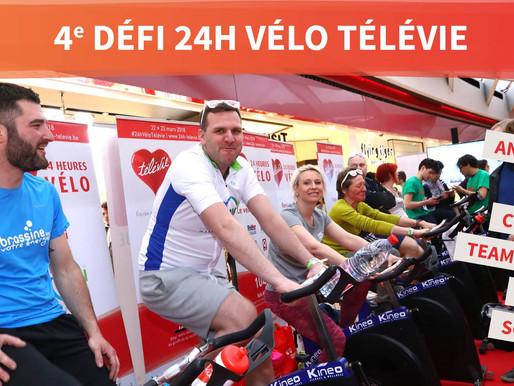 24h Vélo Télévie | 4e édition