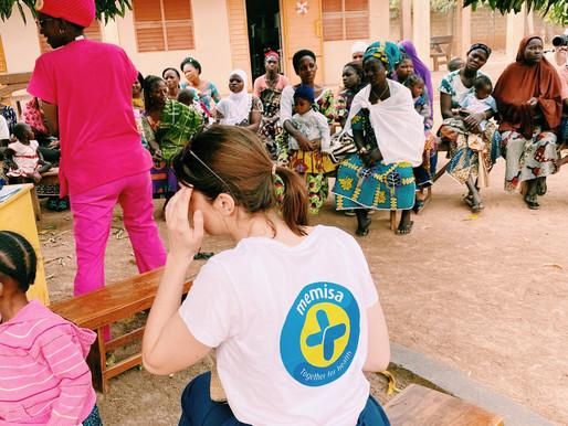 """Solidaires des mamans africaines lors de la séance photo de """"Mamans pour la vie"""""""