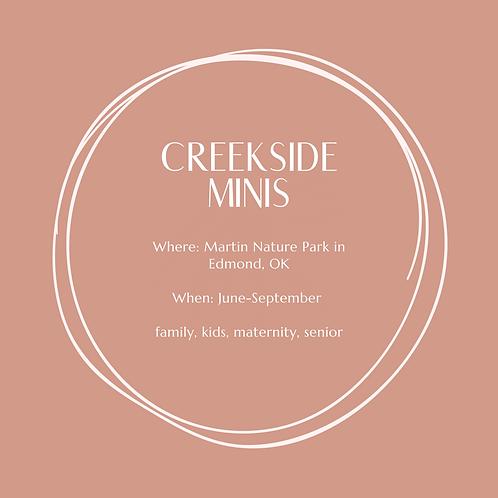 Creekside Minis