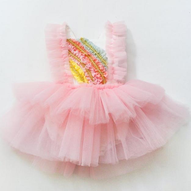 Milestone Rainbow Dress