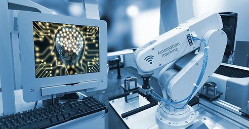Robot, industria, 4.0, digitalización, tecnología, comunicación, análisis, automatización, información, lean thinking, eficiencia