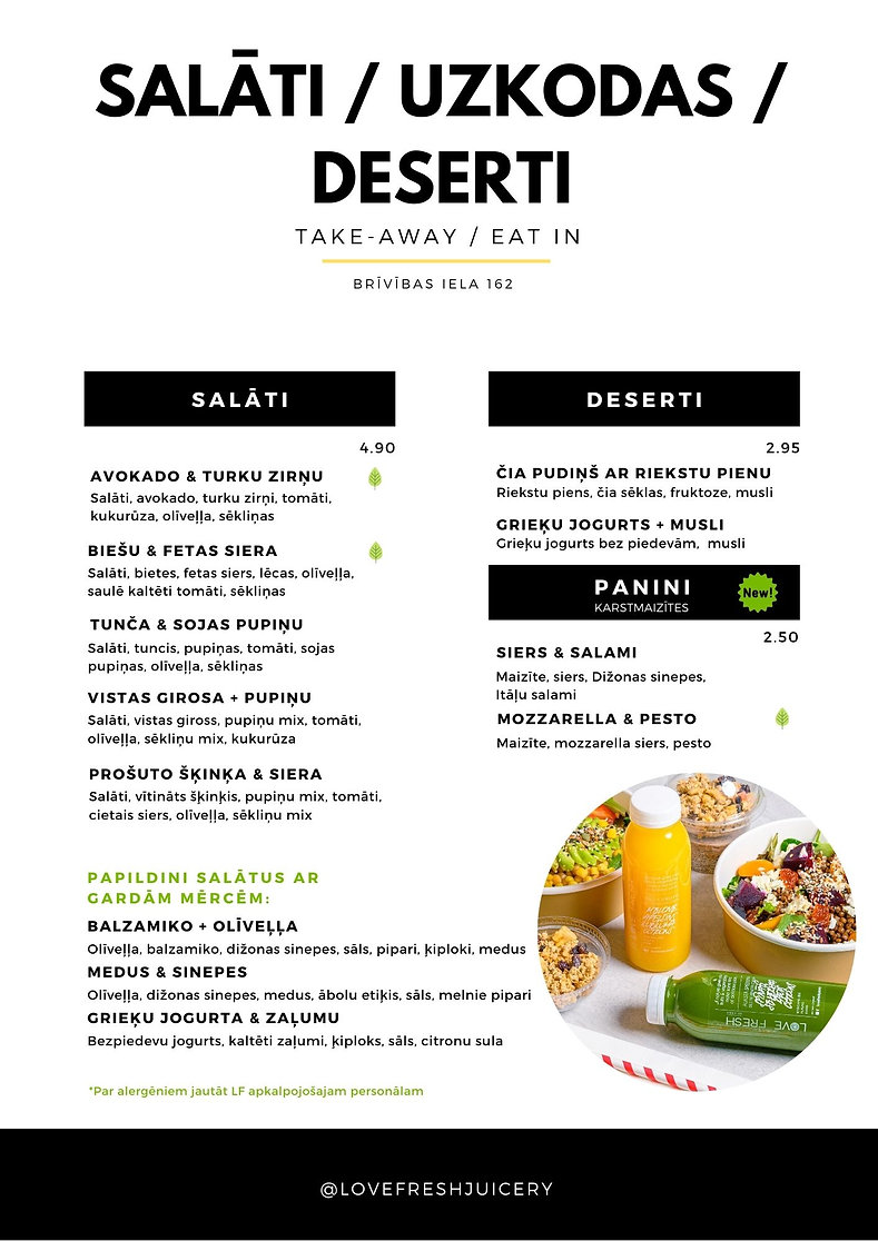 Copy of Black and White Takeout Menu (1)