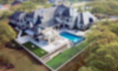 Amazing landscape architecure rsidential estate design by T.H. Pritchett/ Associates