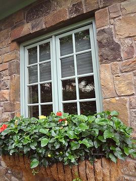 Window beautiful landscape design by Tom Pritchett