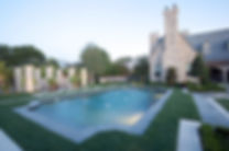 Amazing pool and landscape design by Tom Pritchett