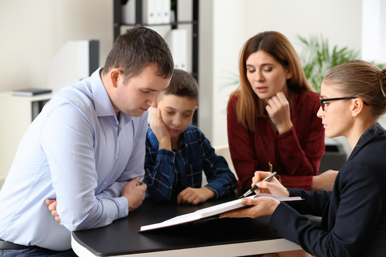 When to Appoint a Child's Attorney in Maryland