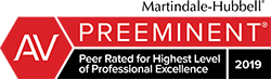 Laurie M. Wasserman Achieves Peer Review Rating for High Ethical Standards