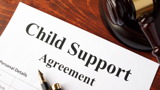New Child Support Law Goes Into Effect October 1, 2020