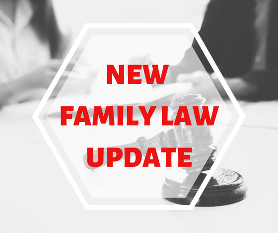 Maryland Family Law Update: Custody Cases Must Complete a Parenting Plan